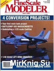 FineScale Modeler 1992-07