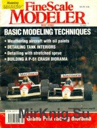 FineScale Modeler 1992-05