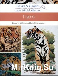 Cross Stitch Collection - Tigers, 2004
