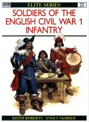 Soldiers of the English Civil War (1) Infantry