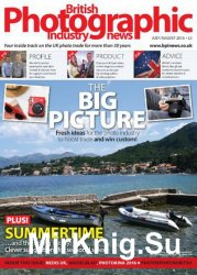 British Photographic Industry News July-August 2016