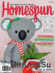 Australian Homespun №158 2016