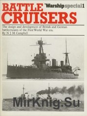 Battlecruisers - Warship Special No.1
