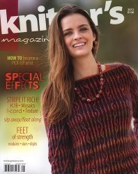Knitter's Magazine №106 2012