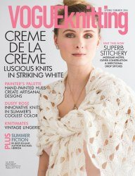 Vogue Knitting Magazine - Spring/Summer 2016