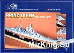 DKM Prinz Eugen (CFM Verlag) - модель из бумаги