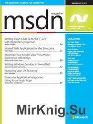 MSDN Magazine - May 2016