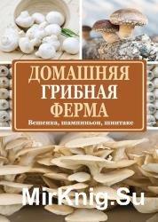 Домашняя грибная ферма. Вешенка, шампиньон, шиитаке