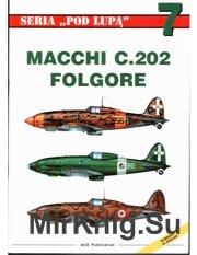 Seria Pod Lupa 7 - Miacchi C.202