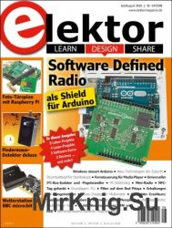 Elektor Electronics №7-8 2016 (Germany)