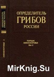 Определитель грибов России. Порядок афиллофоровые. Вып 2