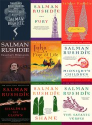 Salman Rushdie — Collection of Fiction and Non-Fiction Books (17 books)