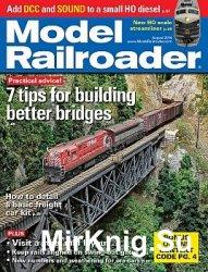 Model Railroader 2016-08