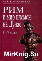 Рим и мир племен на Дунае. I-IV вв. н.э