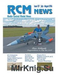Radio Control Model News 2016-07/08