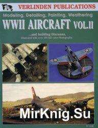 WWII Aircraft Vol.II