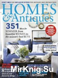 Homes & Antiques - August 2016