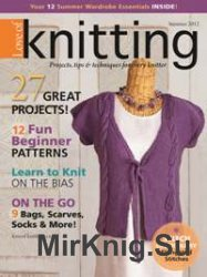 Love of Knitting Summer 2012