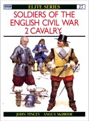 Soldiers of the English Civil War (2) Cavalry