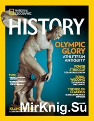 National Geographic History - July/August 2016