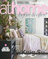 Athome - July/August 2016