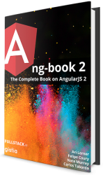 NG-Book 2: The Complete Book on AngularJS 2 (+code)