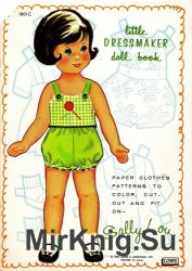Little Dressmaker Doll Book