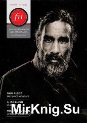 f11 Magazine July 2016