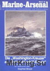 Marine-Arsenal 018 - Die Washington-Kreuzer als Schlachtschiff-Ersatz (1) - ...