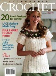 Interweave Crochet - Spring 2009