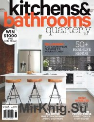 Kitchens & Bathrooms Quarterly - Volume 23 Issue 2 2016
