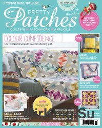 Pretty Patches Magazine - June 2016