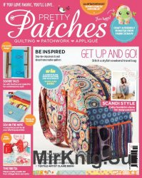 Pretty Patches Magazine - July 2016