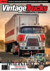 Vintage Trucks & Commercials - May/June 2016