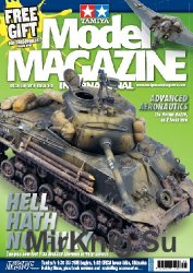 Tamiya Model Magazine International - Issue 249 (July 2016)
