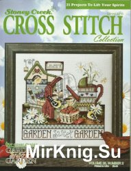Stoney Creek Cross Stitch Collection Spring 2016