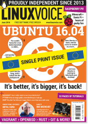 Linux Voice №27 (June 2016)
