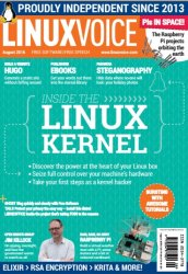 Linux Voice №29 (August 2016)
