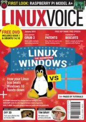 Linux Voice №10 (January 2015)