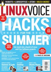Linux Voice №18 (September 2015)