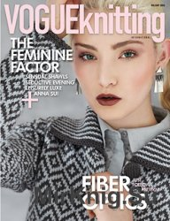Vogue Knitting Holiday 2013