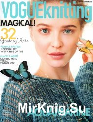 Vogue Knitting Spring Summer 2013