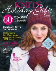 Interweave Knits Holiday Gifts 2010