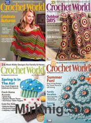 Архив журнала Crochet World за 2012 год
