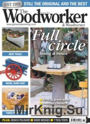 The Woodworker & Woodturner - Summer 2014