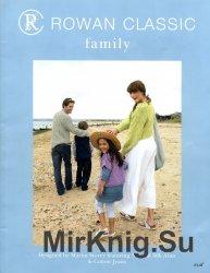 Rowan Classic Family Book 32