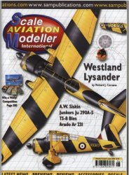 Scale Aviation Modeller Internatational №6 2003