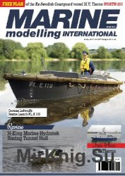 Marine Modelling International - April 2016