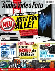 Audio Video Foto Bild August 2016