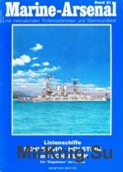 Marine-Arsenal 021 - Linienschiff Schleswig Holstein & Schlesien